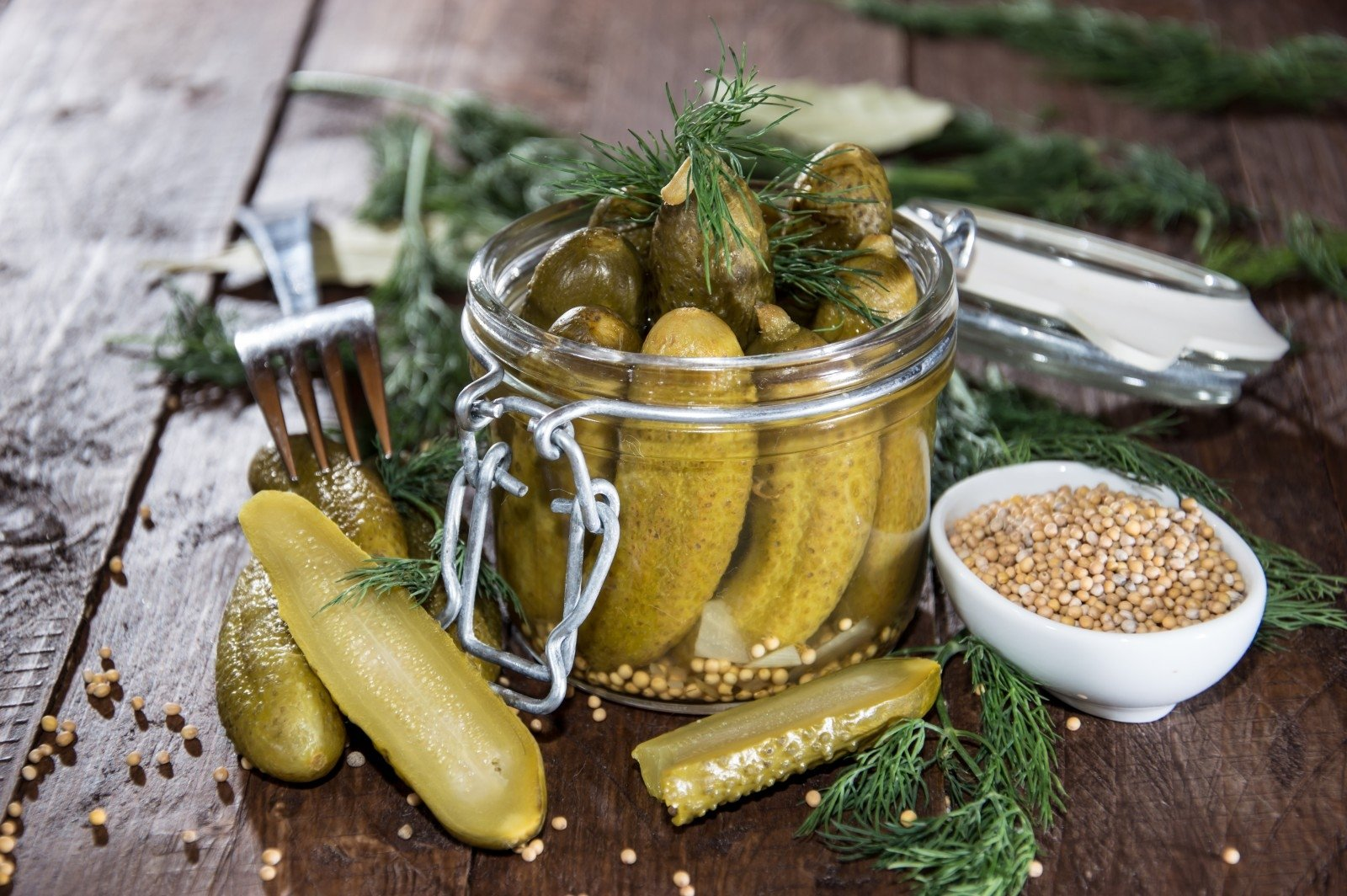 Marinuoti agurkai riebalų nuostoliai. Žiema – be nuostolių sveikatai ir nuotaikai