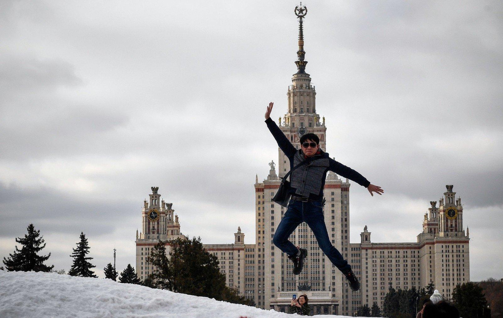 Российские вузы лидируют в рейтинге лучших университетов Восточной Европы