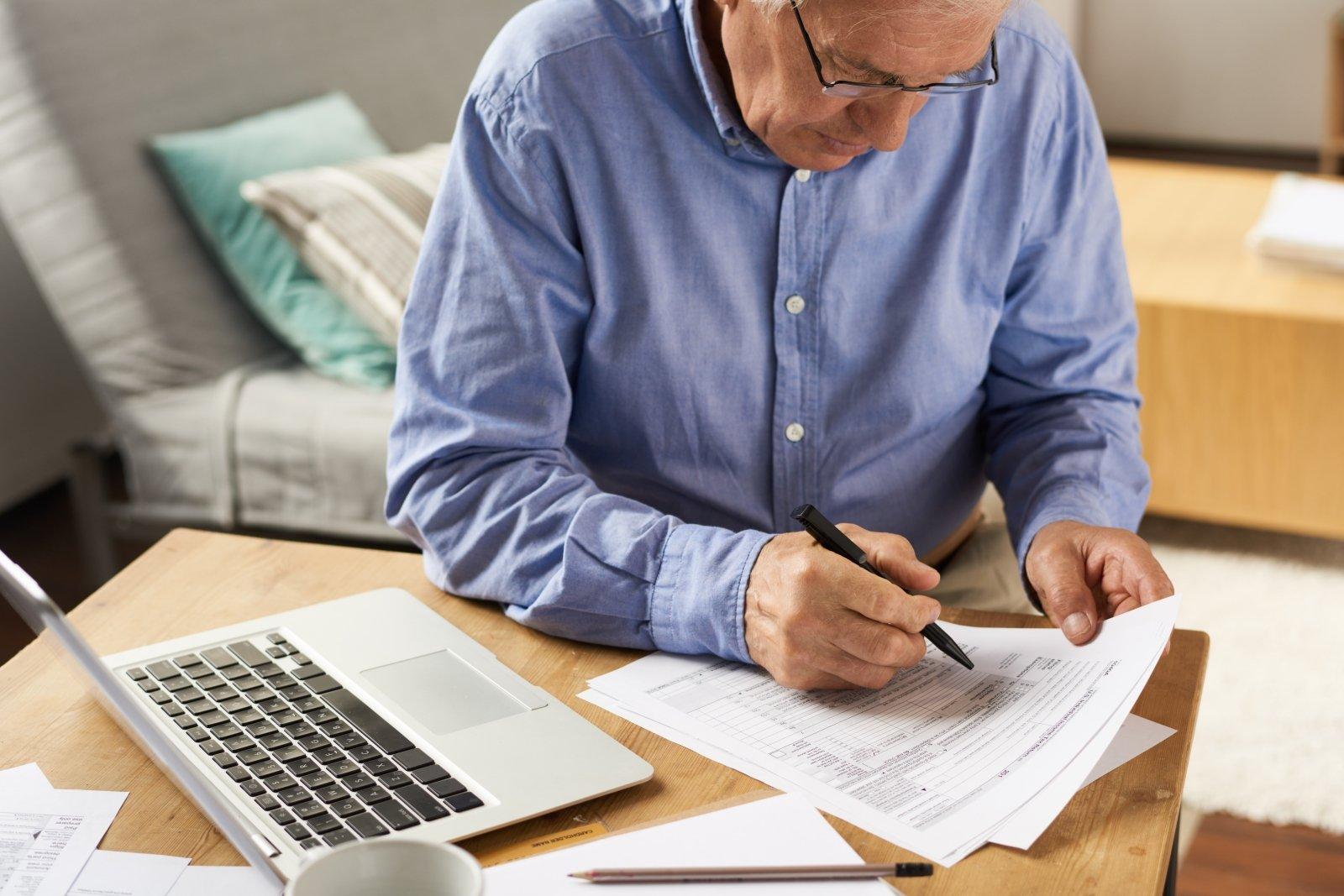 namų darbas be mokesčių