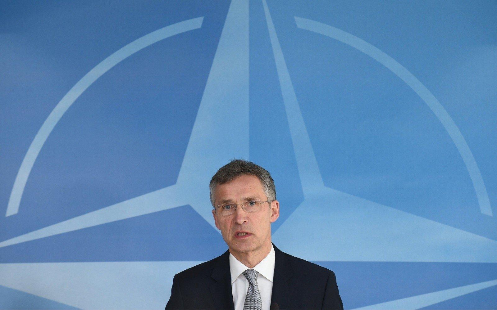 НАТО: ВБрюсселе началось первое задва года совещание Совета РФ