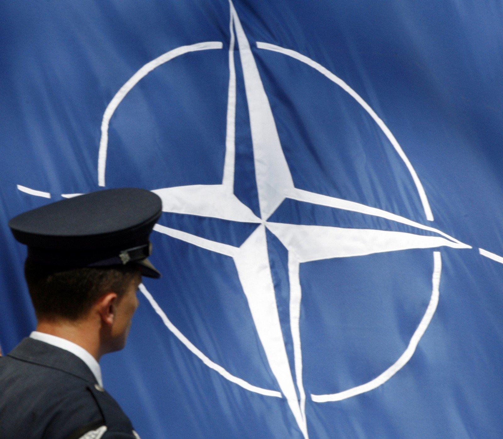 Грибаускайте: ЕСнедолжно дублировать НАТО