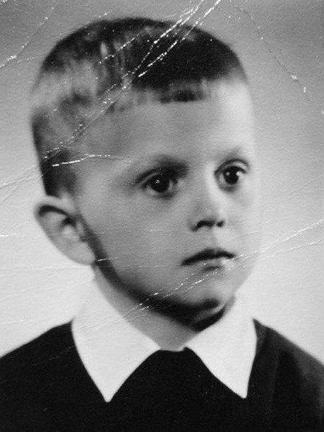R. Jarmalavičius 5 metų, Kauno ikimokyklinio amžiaus vaikų namuose