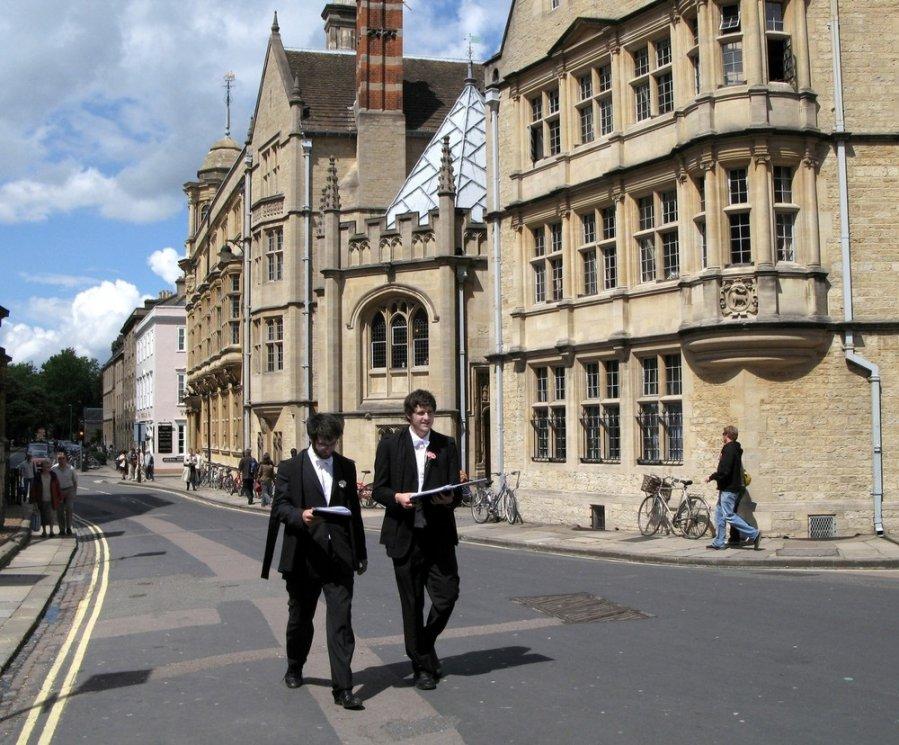 oksfordo universiteto strategija ir naujovės