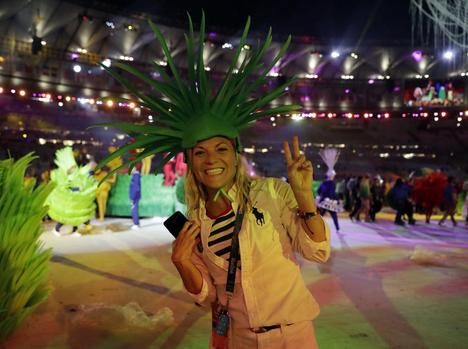 В Рио-де Жанейро завершились Олимпийские игры