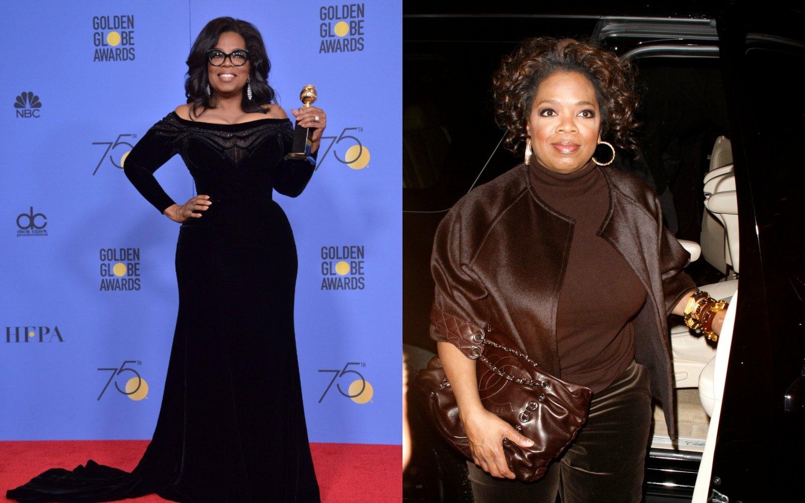 kaip oprah Winfrey numetė svorio ibex riebalų deginimas