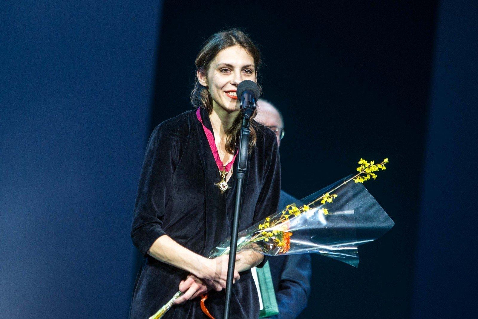 Артистка обвинила известного литовского кинорежиссера Бартаса в половых домогательствах