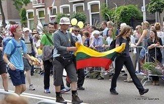 Photo Piet Spanjers en Henk Baron