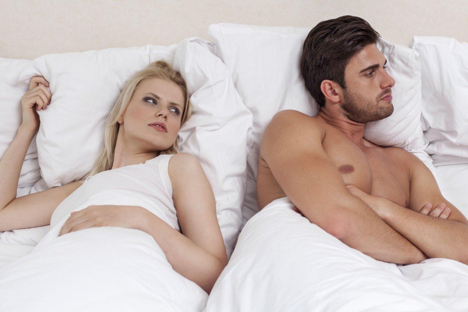 naktį erekcija yra normali