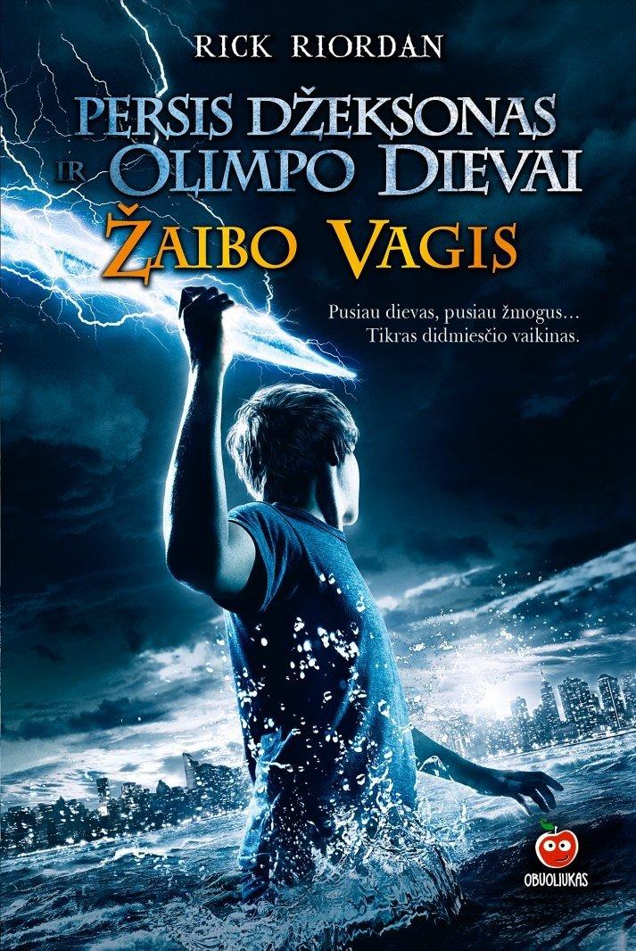 Persis jacksonas ir olimpo dievai filmas