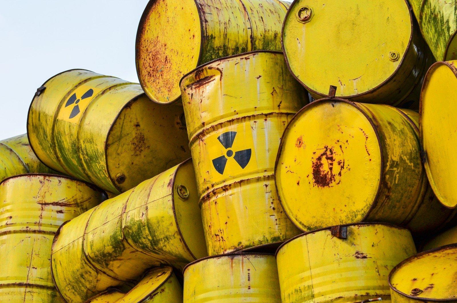 расскажите, картинки радиоактивные бочки было одной официальной