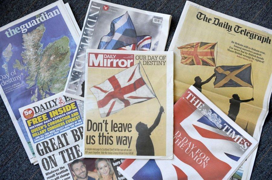 Власти Шотландии объявили оподготовке нового референдума онезависимости