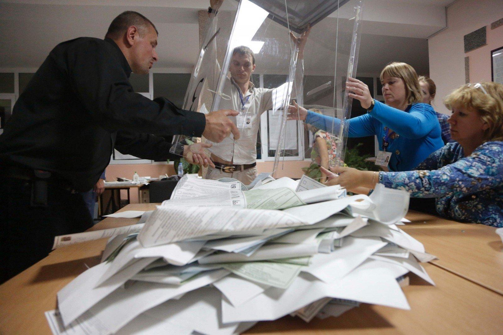 EC овыборах в Российской Федерации: Прозрачно, однако строго