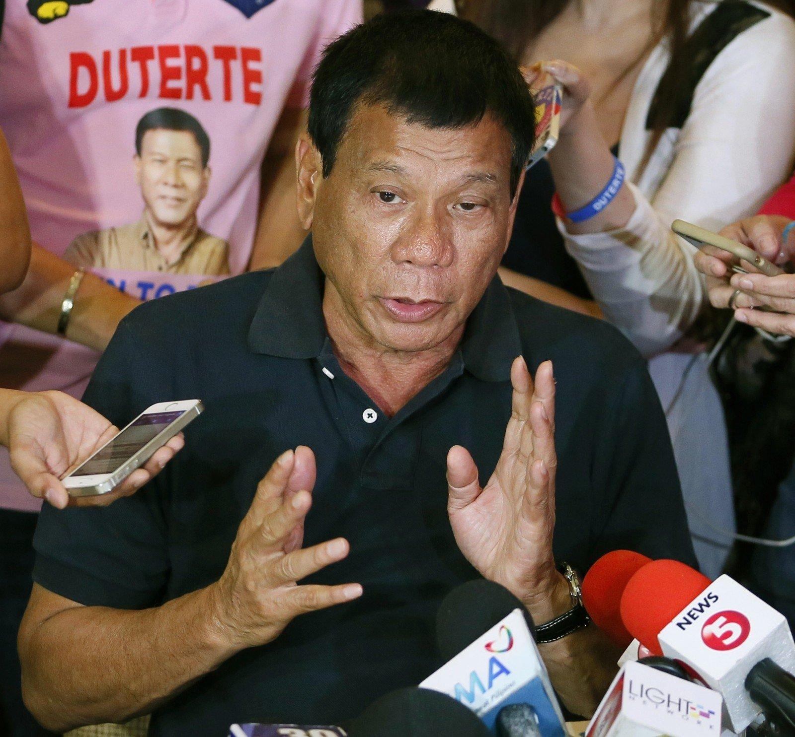 НаФилиппинах начались выборы президента