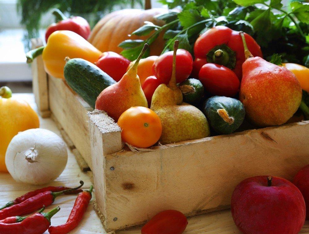 geriausi vaisiai ir daržovės širdies sveikatai
