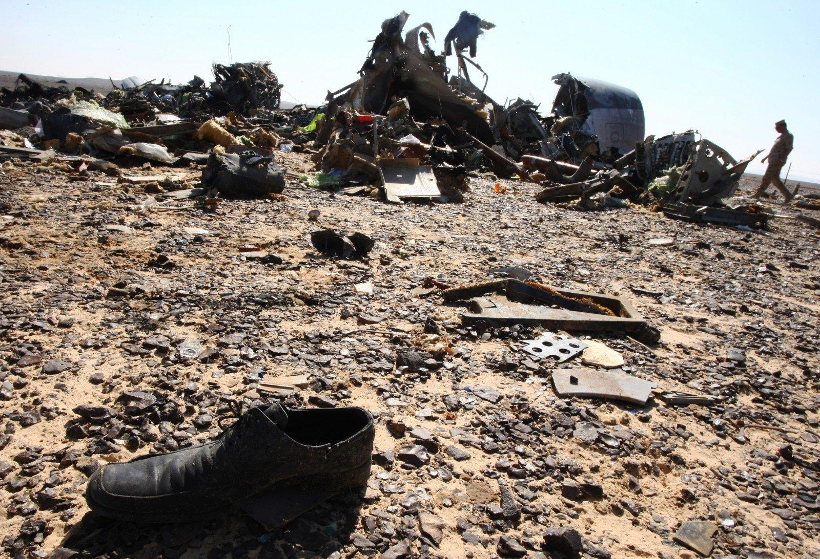 Бомбу всамолёте «Когалымавиа», разбившемся вЕгипте, заложили между детскими колясками