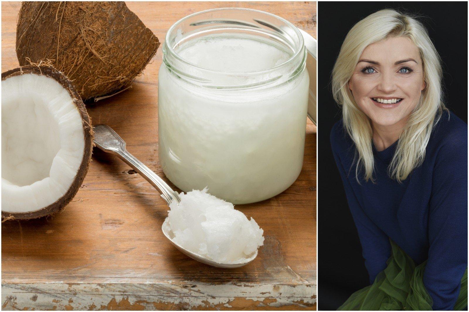 Neįtikėtina kokosų aliejaus nauda: nuo svorio metimo iki širdies stiprinimo | topfilmai.lt