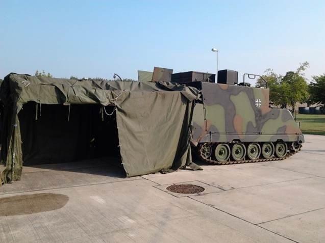 Литовская армия покупает уГермании 168 бронетранспортеров