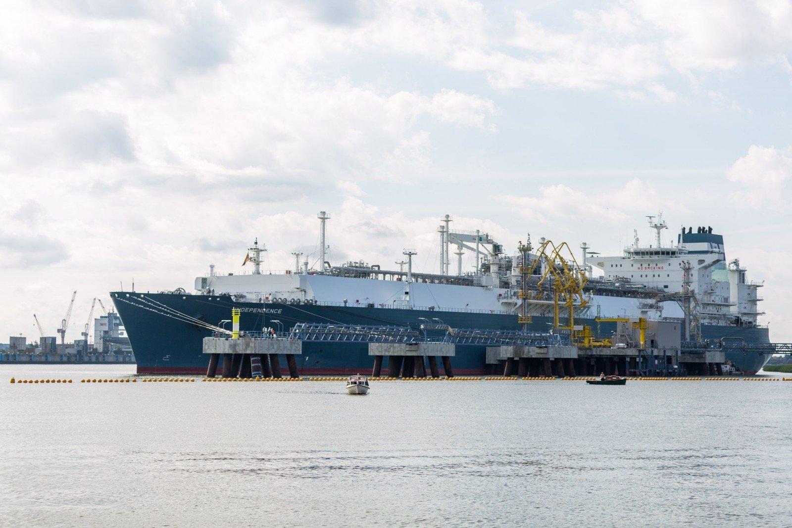 ВЛитве отыскали способ «сдержать Газпром»