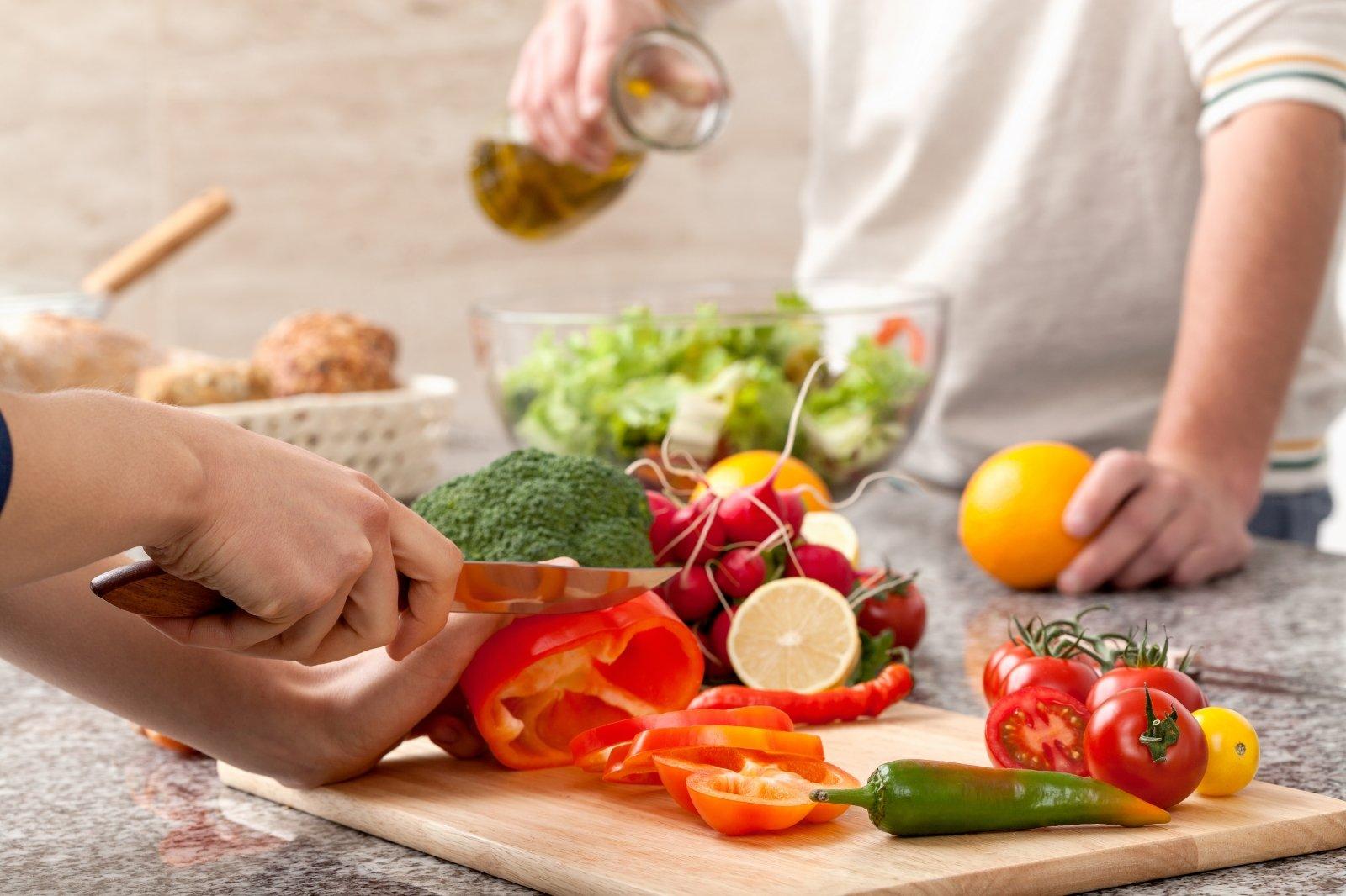 vegetariška dieta ir širdies sveikata