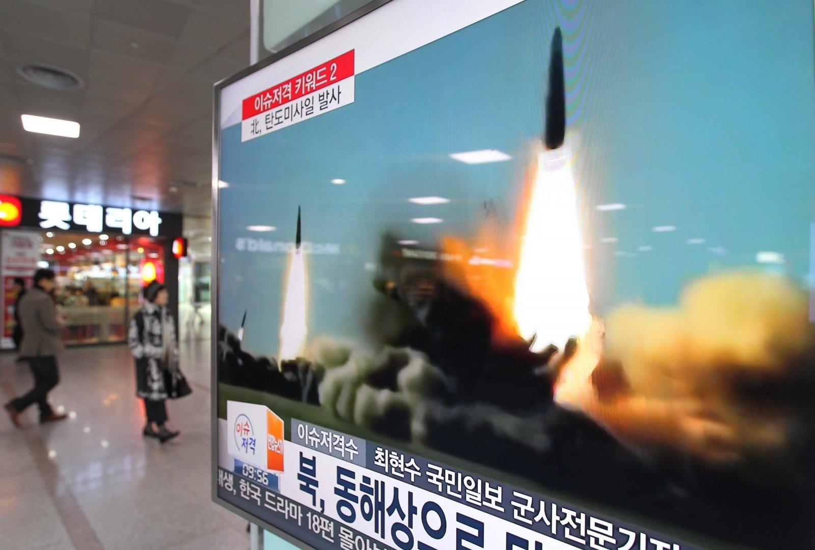 Сеул КНДР запустила еще несколько баллистических ракет