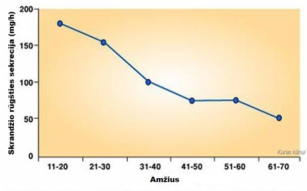 Mažas skrandžio rūgštingumas – priežastys, pasekmės, simptomai, išeitys