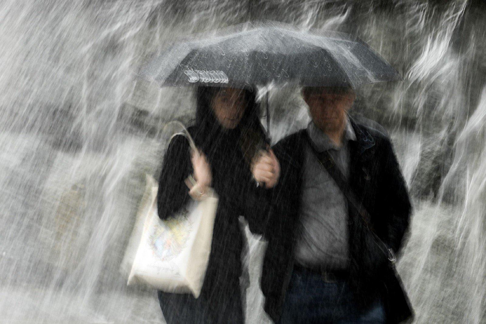 В итоге урагана в столице пострадали практически 140 человек