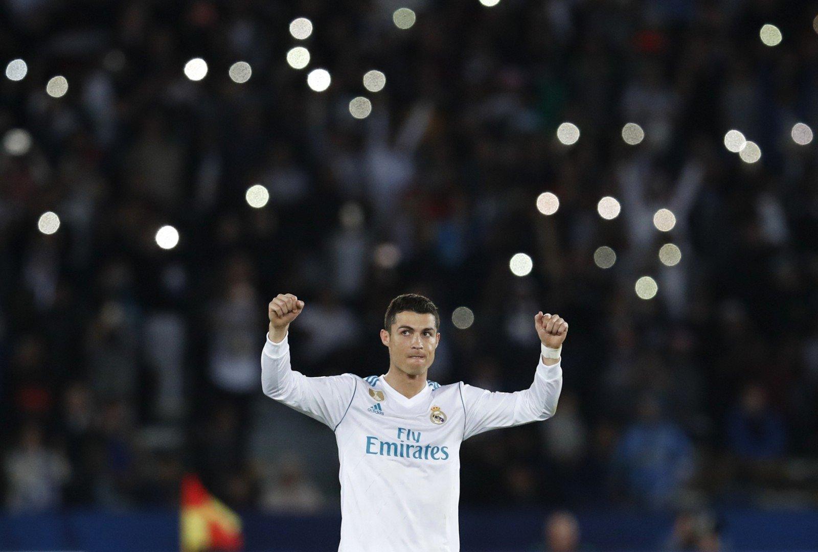 «Реал» увеличит заработную плату Роналду до €30 млн вгод