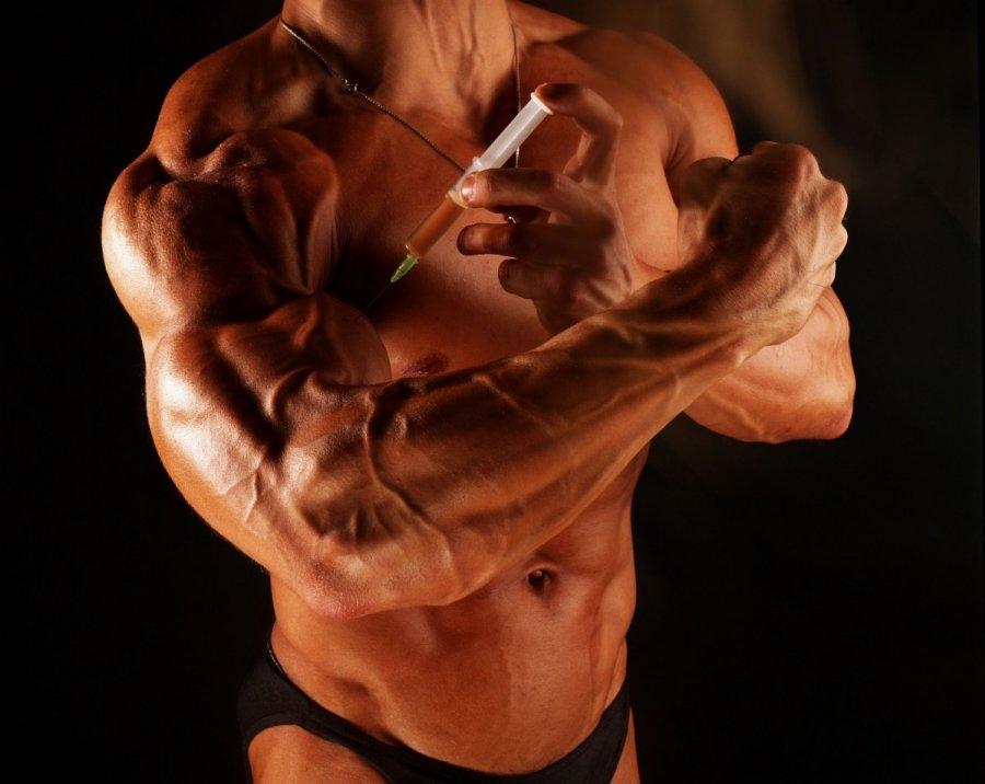 anaboliniai steroidai ir sportas