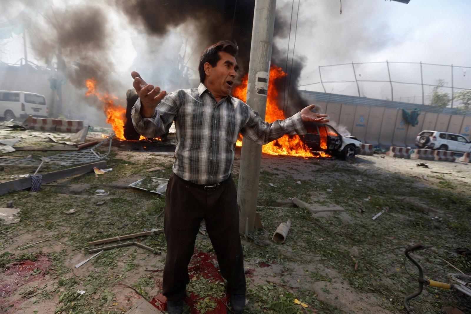 ИГИЛ взяло ответственность затеракт вКабуле