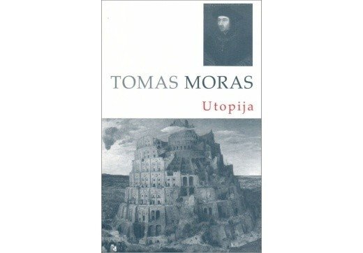 T. More'o knygos viršelis