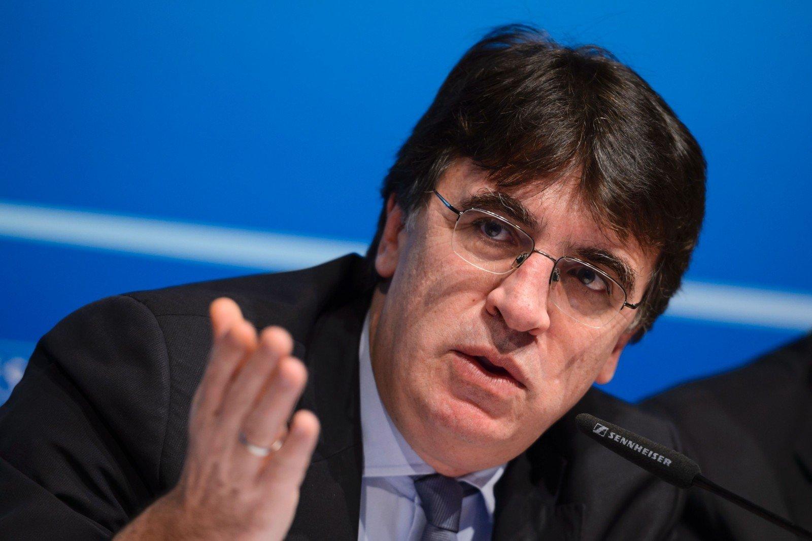 Теодор Теодоридис стал и.о. генсека УЕФА