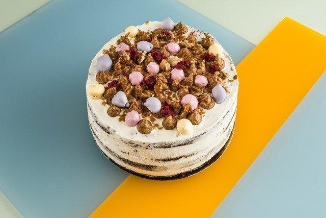 kaip padaryti varpos tortą