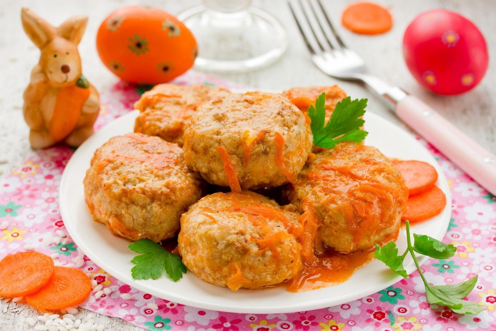 Блюда из мяса для детей от года до пяти.
