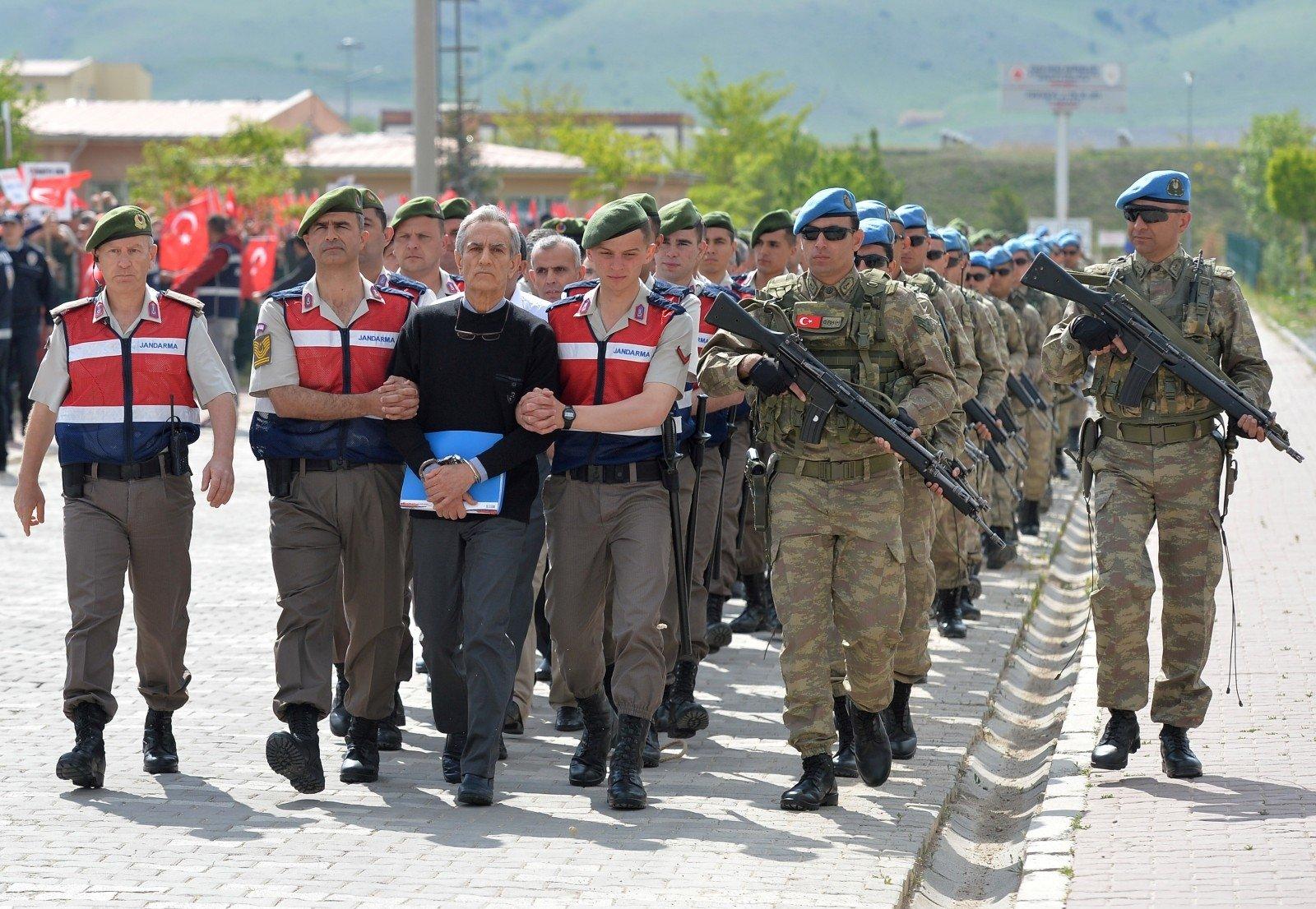 Турецкие репрессии