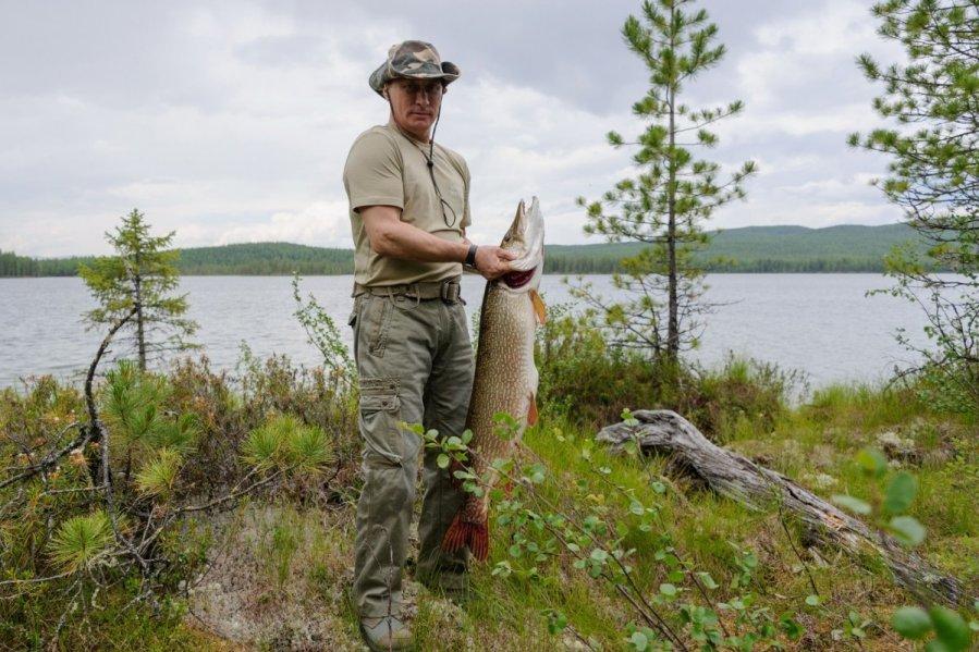 Zvejyba rusijoje sibire