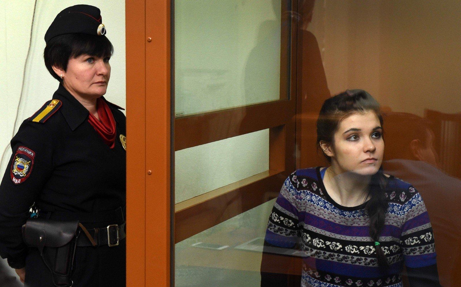 Варвара Караулова останется вСИЗО досередины января