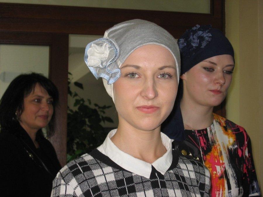 Galvos apdangalai po chemoterapijos