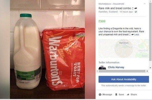 Dėl šalčio žmonės šluoja viską iš eilės: siūlyta duona su pienu už 999 svarus