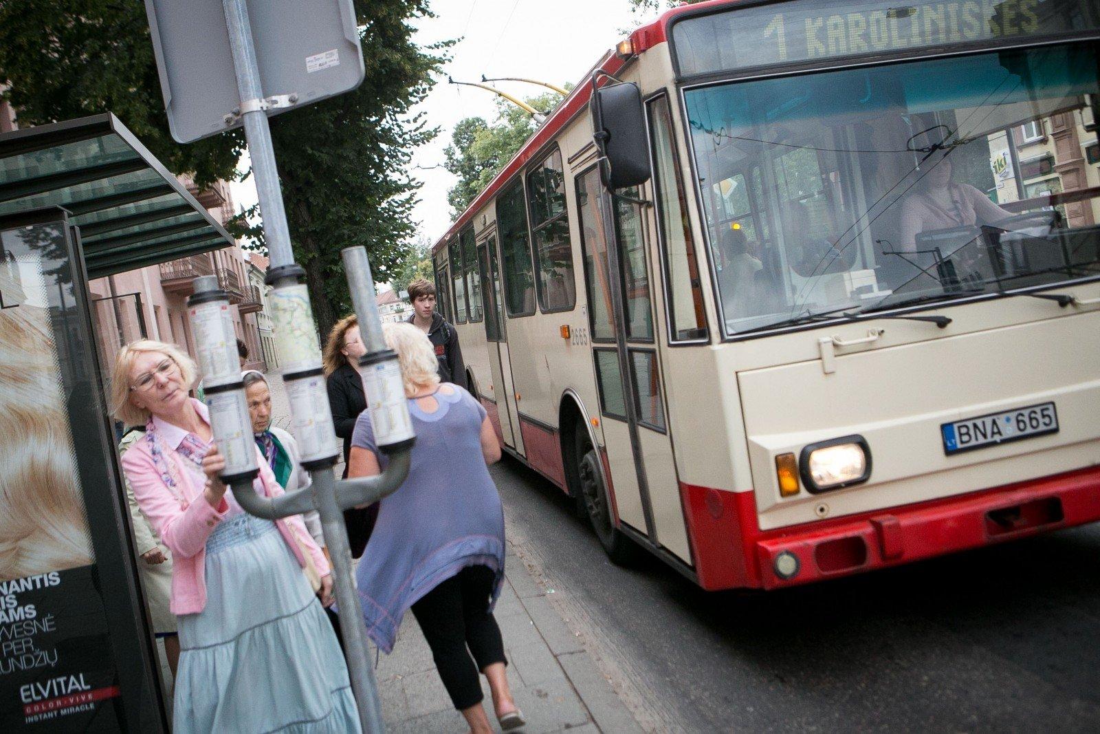 Vilniaus miesto autobusu fotogalerija 61