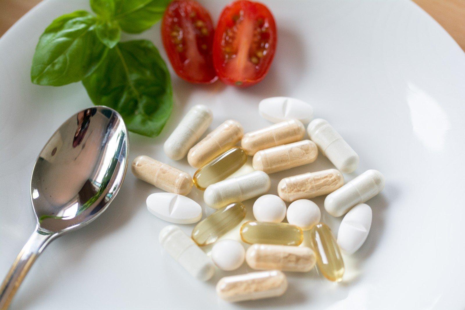 Vitaminai širdžiai ir kraujotakai