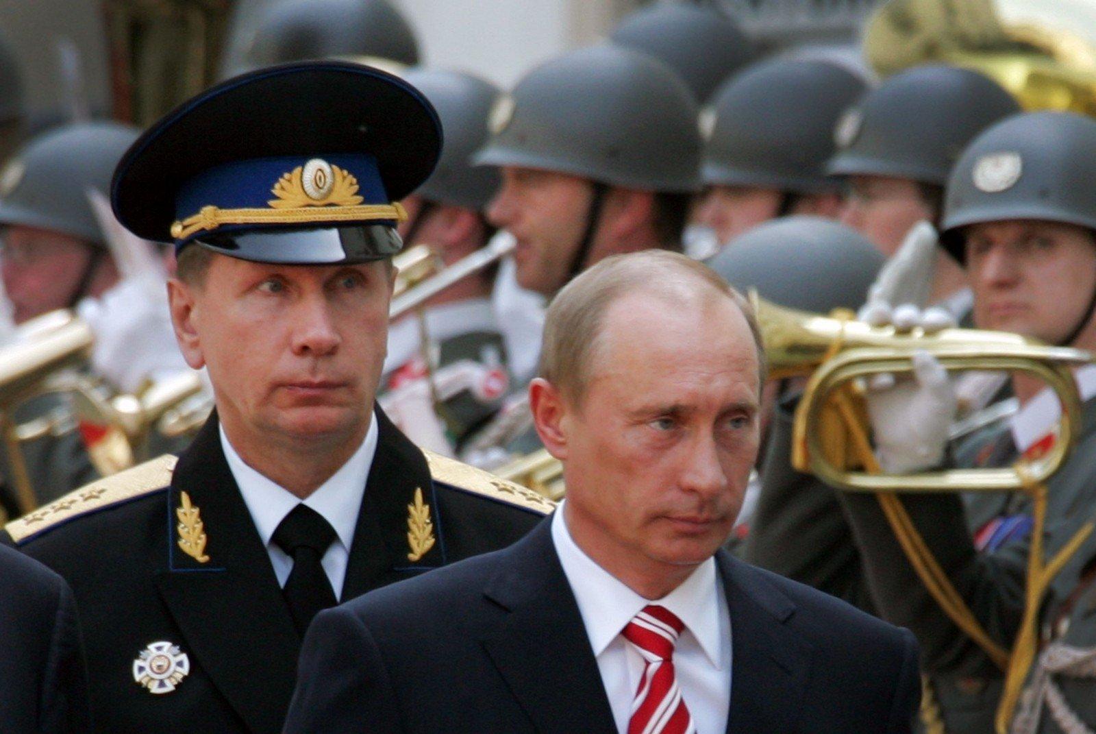 Руководитель Росгвардии Золотов сказал подробности о новейшей силовой структуре