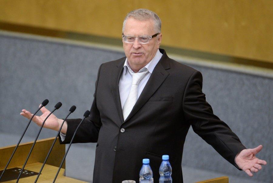 Собянин пообещал Путину пригласить Жириновского натанцы