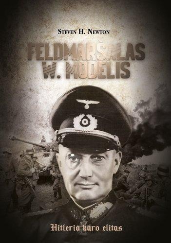 """Knygos """"Feldmaršalas W. Modelis"""" viršelis"""