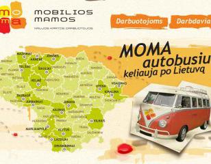 <span>MOMA: Mobilios mamos - naujos kartos darbuotojos</span>Projekto vykdytojas: VšĮ Naujos kartos moterų iniciatyvos