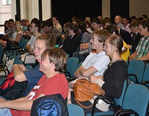 <span>Studentų mokslinės veiklos skatinimas</span>Projekto vykdytojas: Lietuvos mokslo taryba