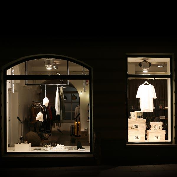 V2 Concept store, Domininkonų g. 5