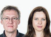 Ainius Gurevičius ir Rita Gečiūnaitė
